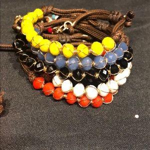 Bracelets SOLD APART